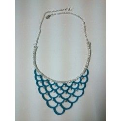 Paper Quilling Necklace