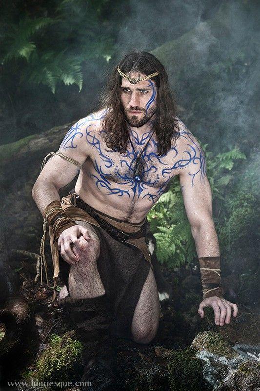gay pagan men