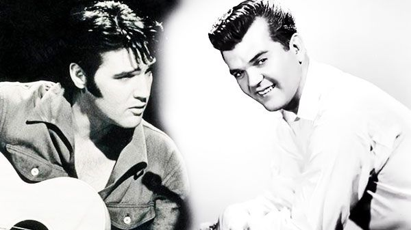 Conway Twitty Covers Elvis'