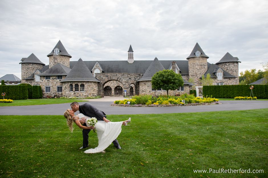 Castle Farms Charlevoix Northern Michigan Wedding Venue Location Photography Paul Retherford Photographer Http