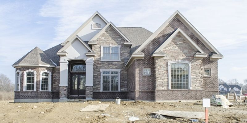 The Leah 9472 Ridings Blvd For From Design Homes Dayton Ohio