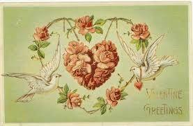 """Résultat de recherche d'images pour """"Vintage Valentine Candy Box"""""""