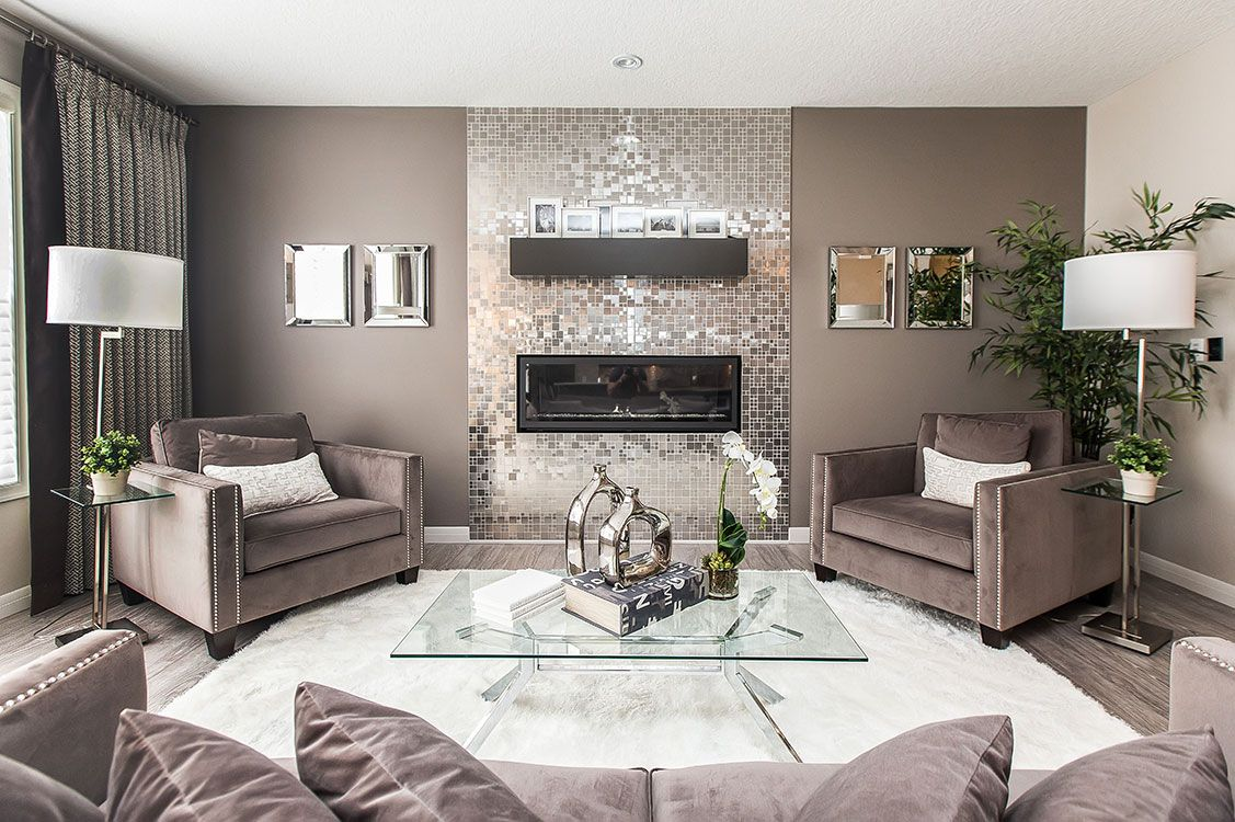 Jayman Showhome Gallery Living Room Inspiration Living Room Grey Small Living Rooms