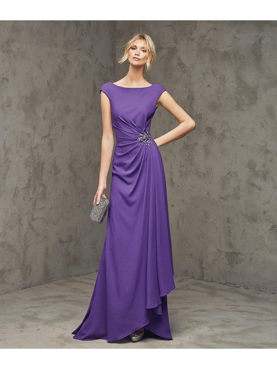Long Purple Prom Evening Dresses 2103017 | Special Occasion Dresses ...