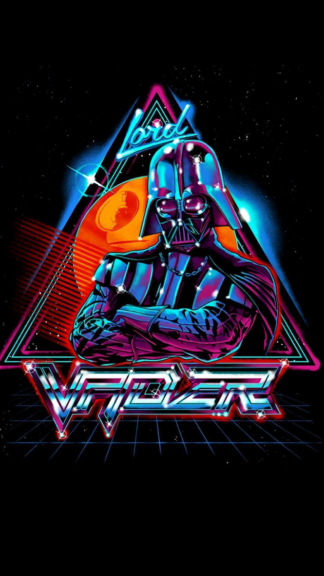 Minimalist Darth Vader Background Picture Cinematics