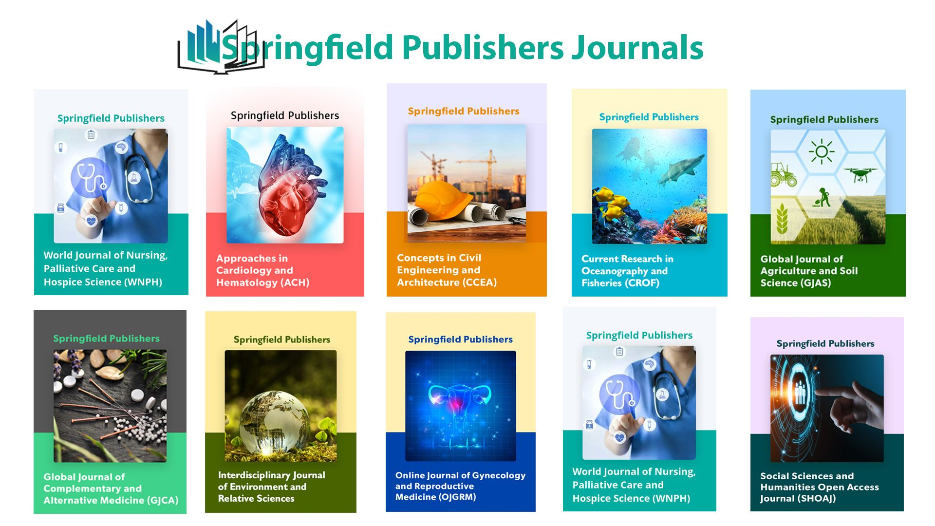 Springfield Publishers Journals Are Multidisciplinary Open Access