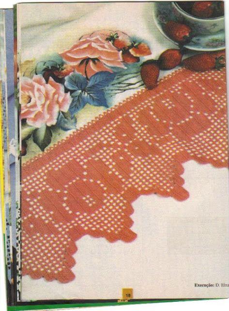 Bico de Crochê 2 - angeles marin - Λευκώματα Iστού Picasa