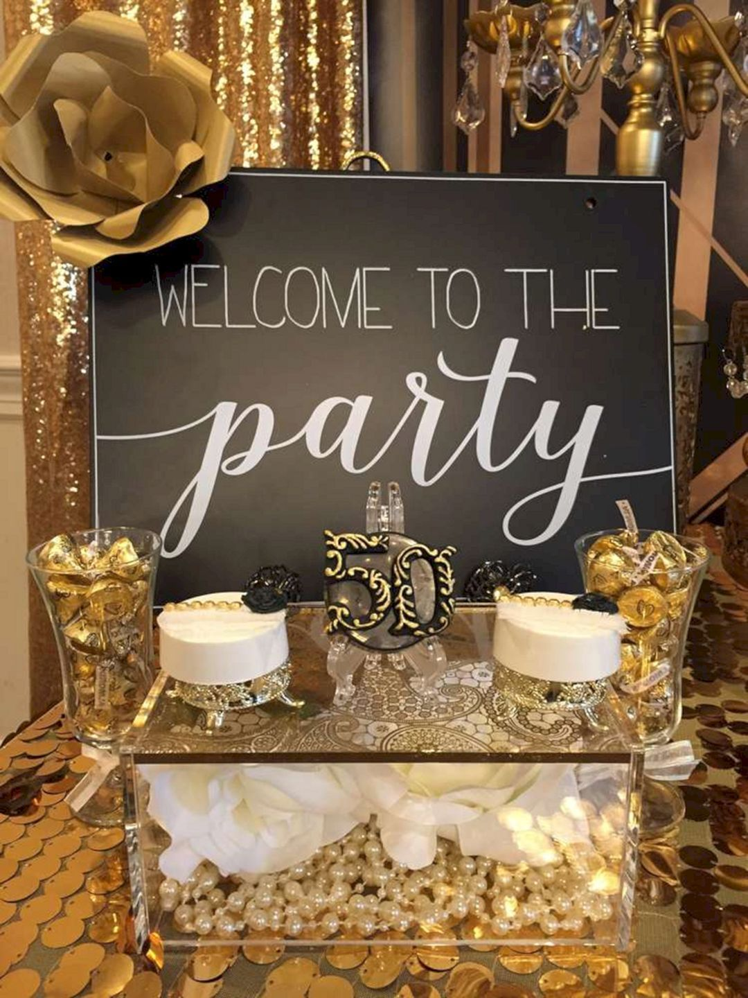 great gatsby theme party ideas 10 | party stuff | pinterest | 50th