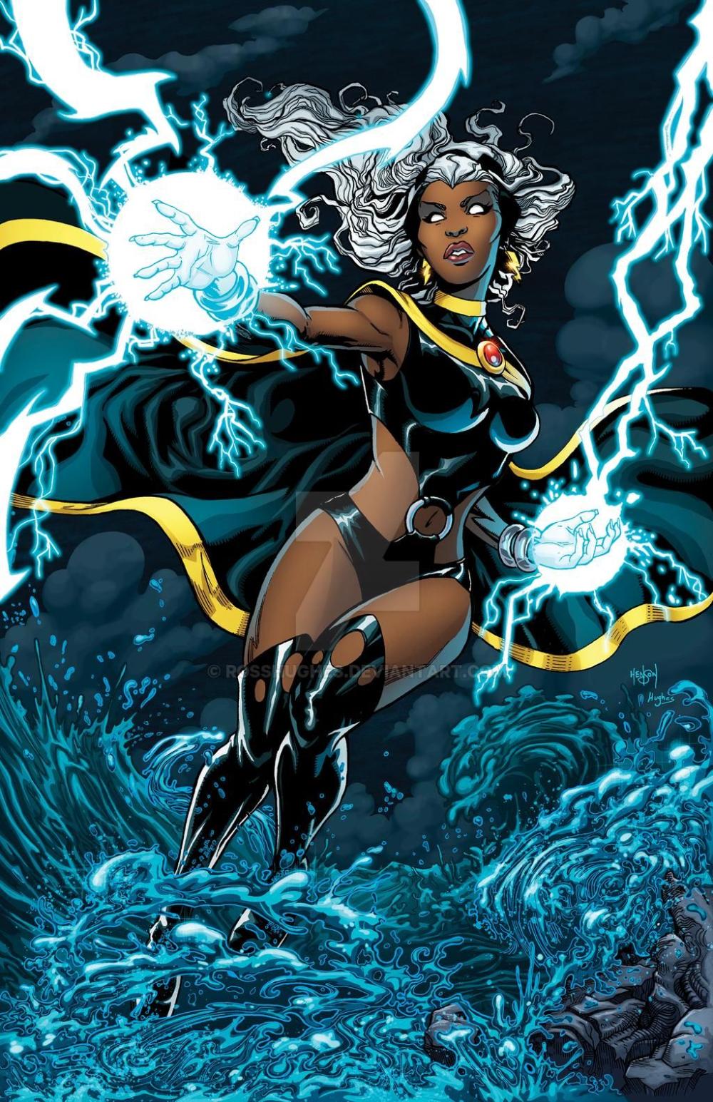 Pin on X Men Storm