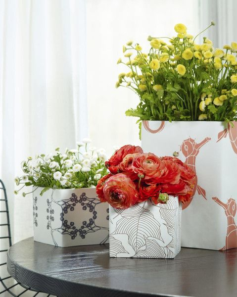 6 Unexpected Uses For Wallpaper When Wrapped In Wallpaper Basic