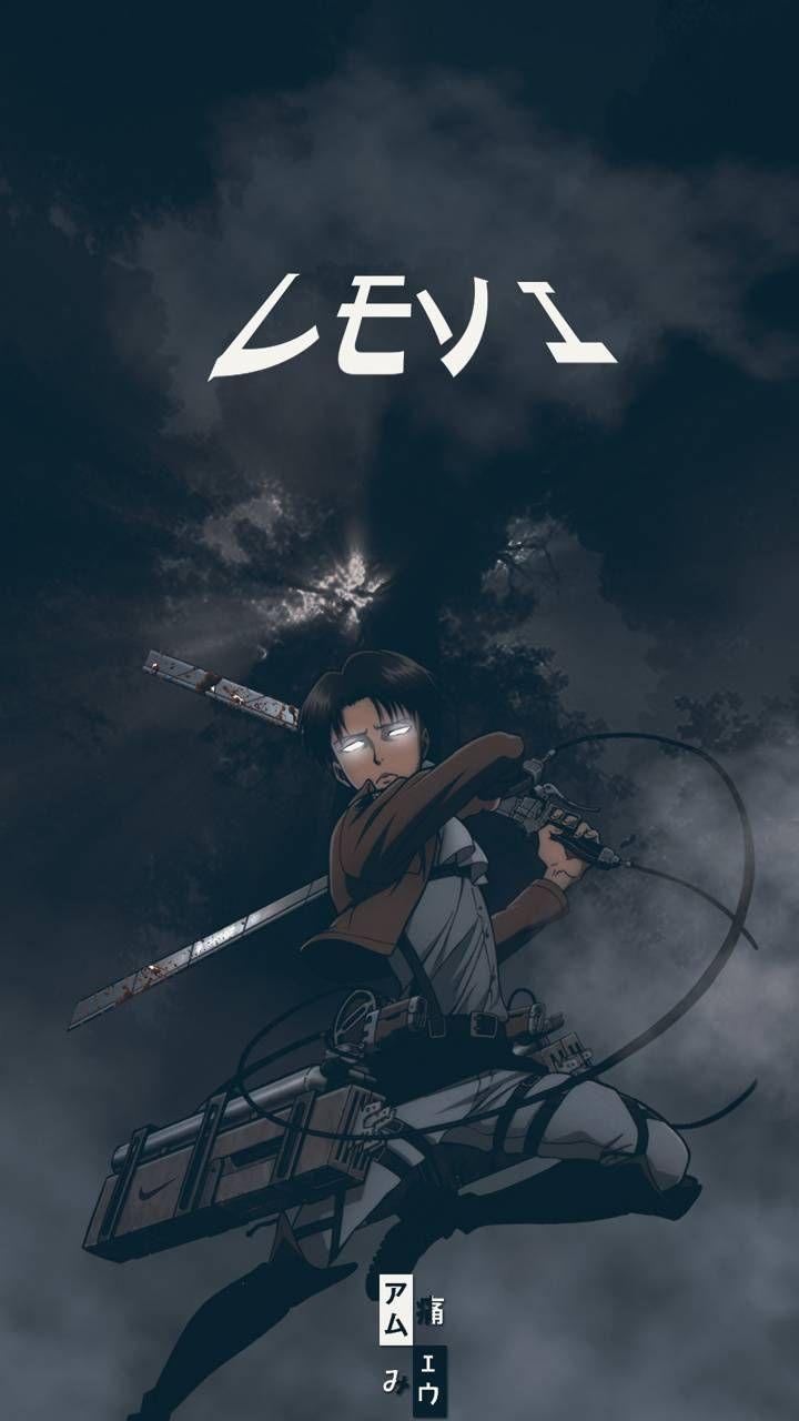 Levi Ackerman wallpaper by PAiNnoob - f2 - Free on ZEDGE™