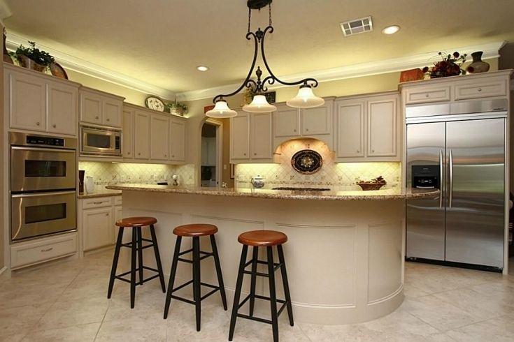 Inspirational Wrought Iron Kitchen Island Lighting | Kitchen Design ...