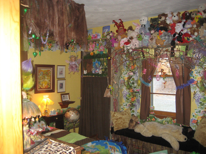 Little girls fairy bedroom decor pinterest for Fairy bedroom decor