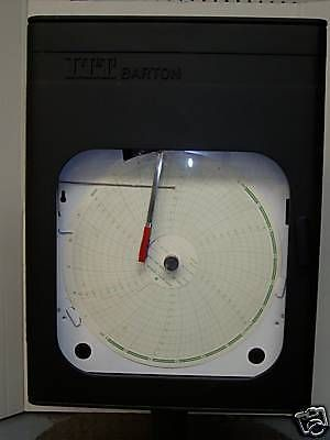Barton chart recorder differential pressure