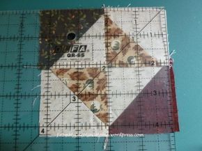 How To Square Up A Block Quilting Techniques Beginner Quilt Patterns Quilt Blocks