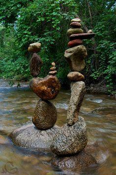 Image Result For Stacked Rocks Art Rock Sculpture Landscaping