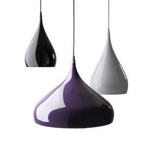 Pendant lighting by Benjamin Hubert