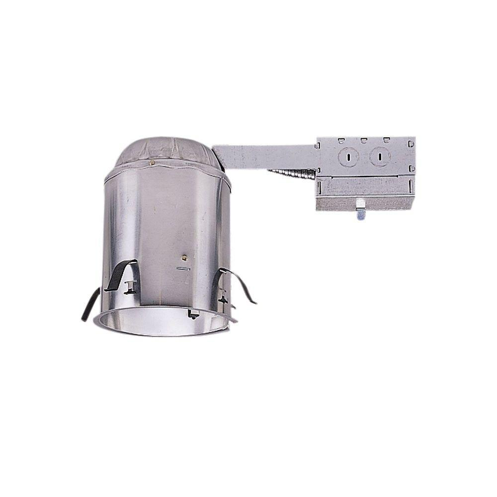 Halo H7 6 In Aluminum Recessed Lighting Housing For Remodel Ceiling Insulation Contact H7rict Led Recessed Lighting Recessed Lighting Kitchen Remodeling Projects