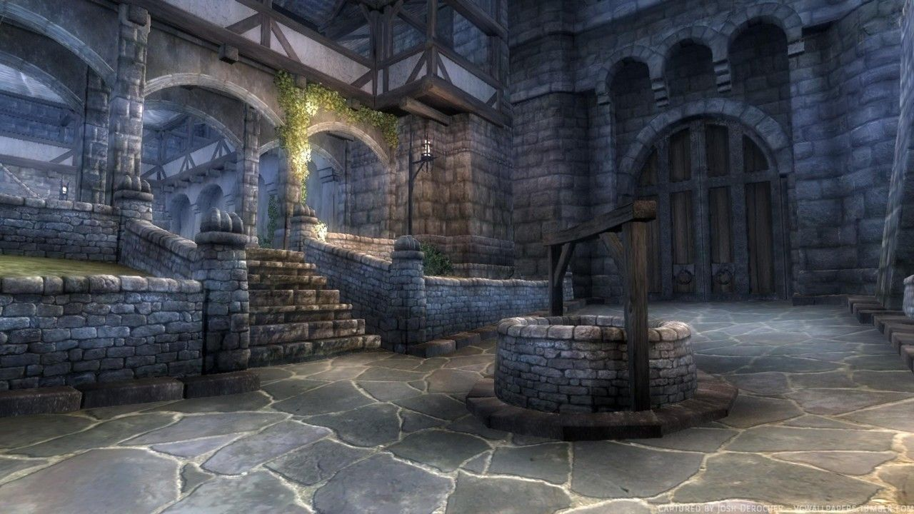 Skingrad Castle Oblivion Click Image For Full 1920x1080