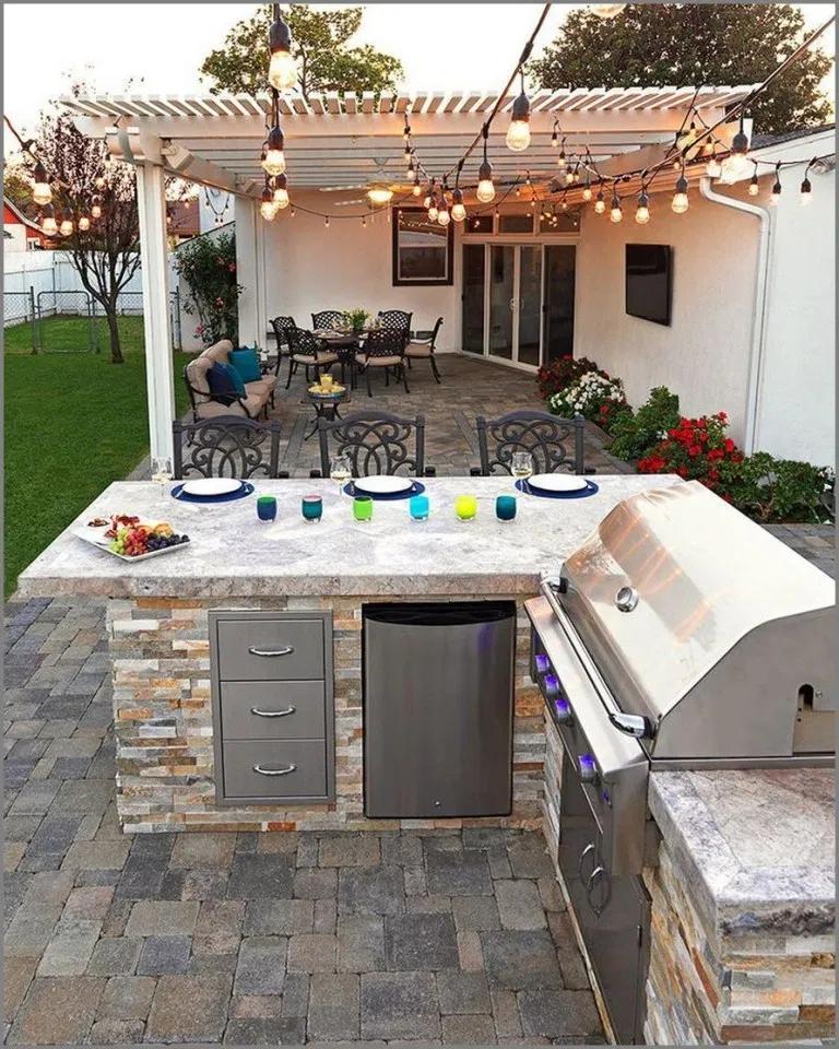 Kitchen Design Gallery Photos Small Kitchen Design Ideas 20 20 Kitchen Design L Outdoor Kitchen Design Outdoor Kitchen Design Layout Modern Outdoor Kitchen