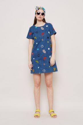 4e2c2174c0 Fleur Toile Dress
