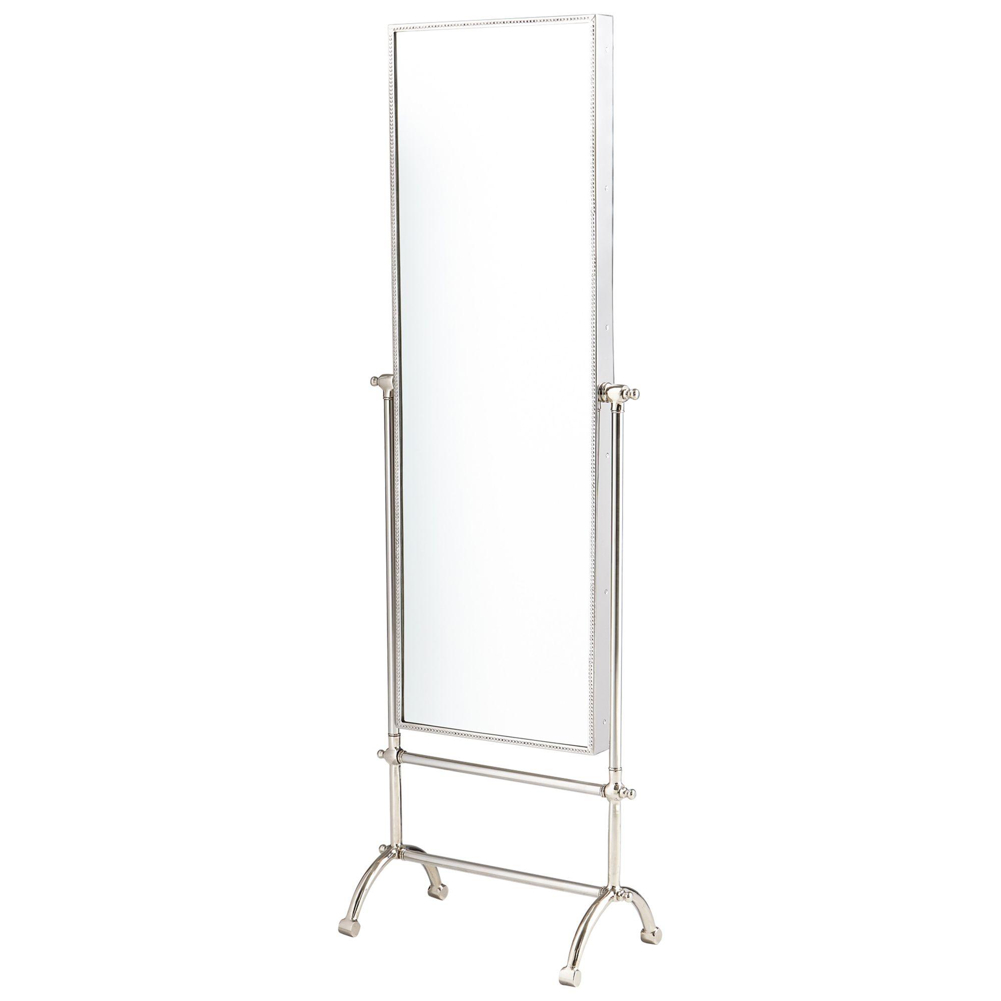 Cassus Dressing Mirror Moss Manor Dressing Mirror Rectangular Mirror Cyan Design