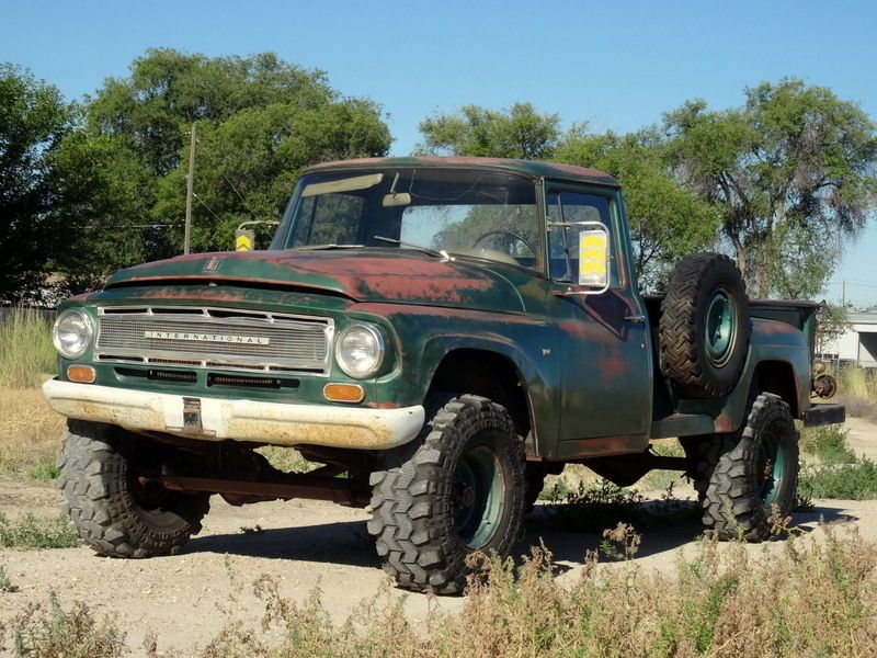 International Harvester 1200 4x4 1967 | Cool Trucks | Pickup