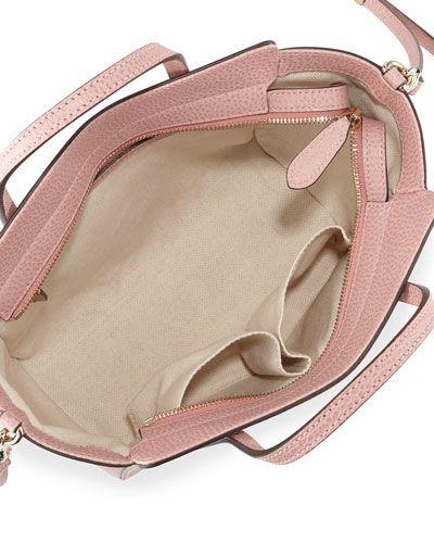 07f256ab7b1 V287B Gucci Swing Mini Crossbody Bag