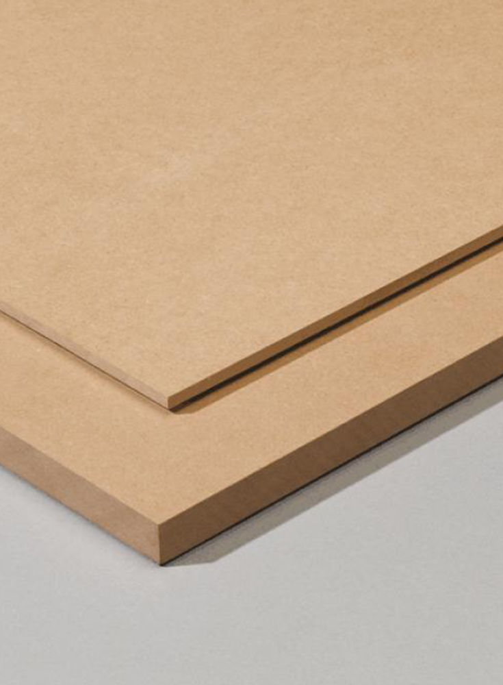 Medium Density Fiberboard Mdf Raw Or Laminated With Surface Layer Used For High Quality Furniture And Interior Design Lications