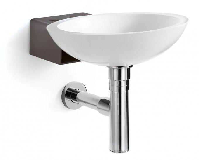 Lineabeta Bagno ~ Lineabeta albio lavabo con supporto  moderno acciaio
