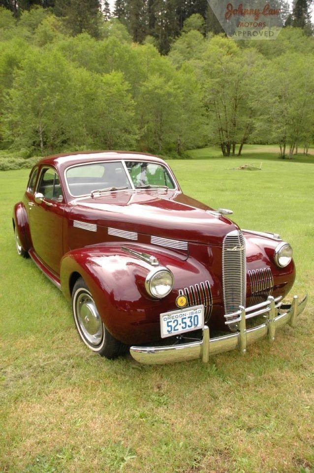 1940 LaSalle  Cadillac