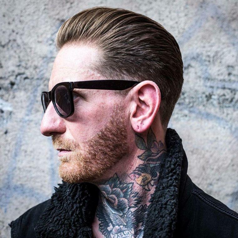 Peinados de hombre y cortes de pelo modernos para el 2018 belleza tendencias modern haircuts - Peinados modernos de hombre ...