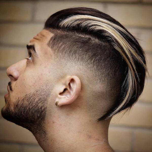 50 Hottest Hair Color Ideas For Men In 2020 Pouted Com Undercut Hairstyles Slicked Back Hair Long Hair Styles