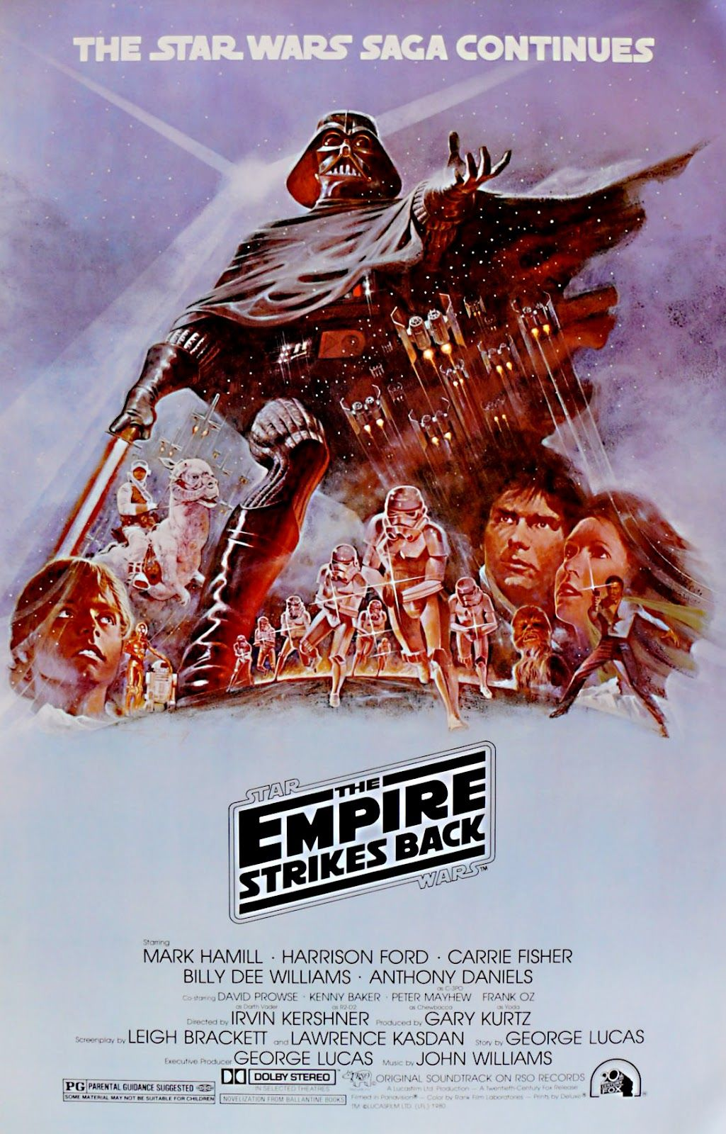 Star Wars Empire Strikes Back continues to amaze us with the light and sound technology during its premier.
