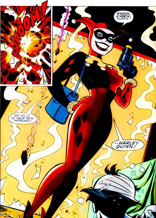 BATMAN MAD LOVE /& OTHER STORIES TPB JOKER HARLEY QUINN FREE SHIPPING NEW 1 DC