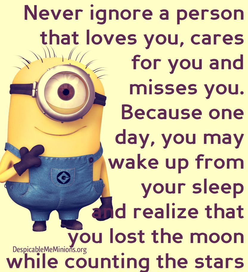 Despicable Me 2 Quotes About Love : love quotes minions love funny minion minions quotes quotes love ...