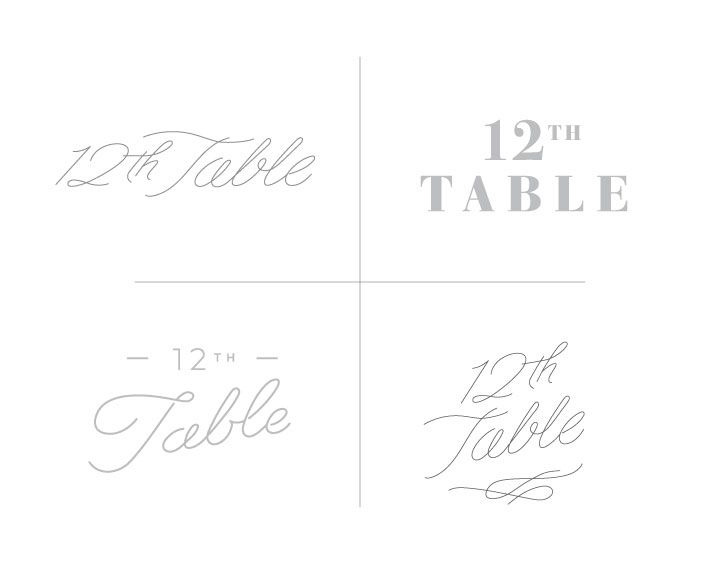 Lauren Ledbetter Design & Styling — 12th Table