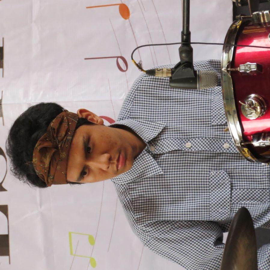 Drummer @Fadlan Reza