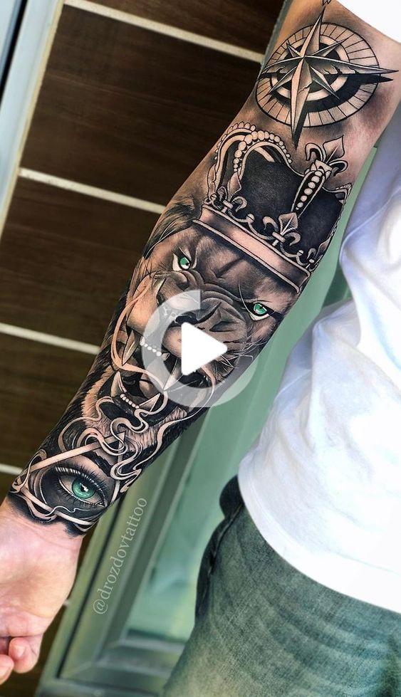 70 Fotos de Tatuagen