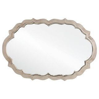Shop for Prima Donna Framed Oval Wall Mirror. Get free shipping at Overstock.com - Your Online Home Decor Outlet Store! Get 5% in rewards with Club O!