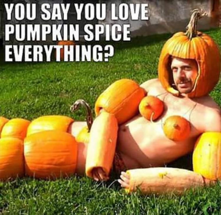 Funny Pictures Of The Day 35 Pics Pumpkin Spice Meme Pumpkin Spice Pumpkin Meme