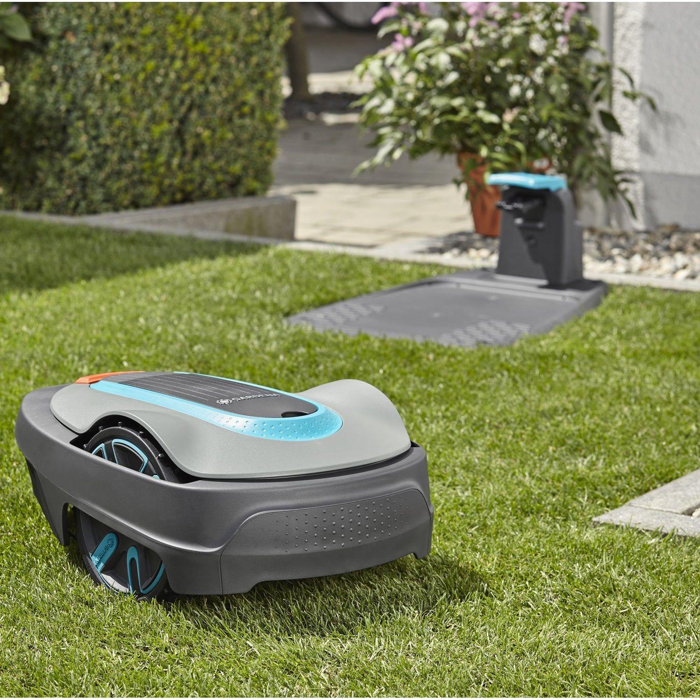 Robot Tondeuse Gardena Sileno City 300 300 M Tuyau Arrosage Tondeuse Robot Arrosage Automatique