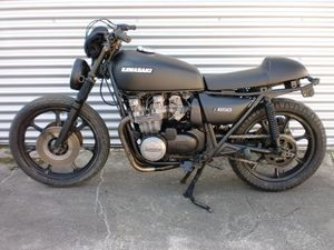 Kawasaki Z 650 B Cafe Racer