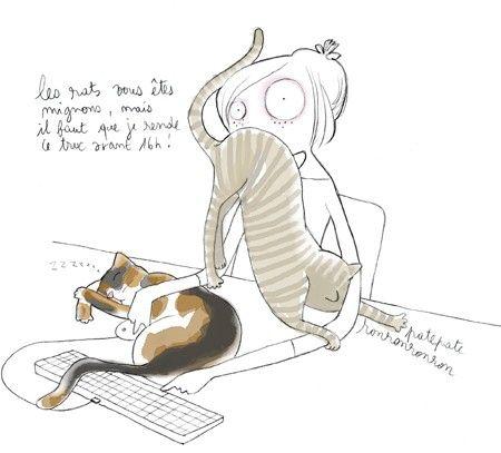 rats - Emma Tissier - Luciolland