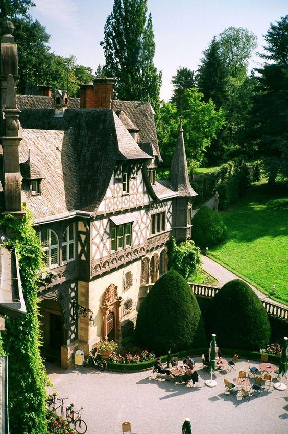The Castle of Rauischholzhausen - Hesse - Germany   Schöne