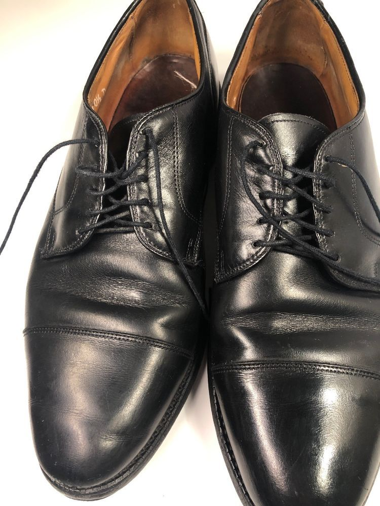 Allen Edmonds Park Avenue Cap Toe Oxfords Mens Size 10.5