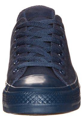 Converse ALL STAR OX - Sneakers laag - navy/brown - Zalando ...