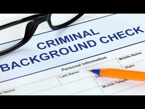 How To Get A Legitimate Background Check Criminal Background Check Criminal Record Blog Legal