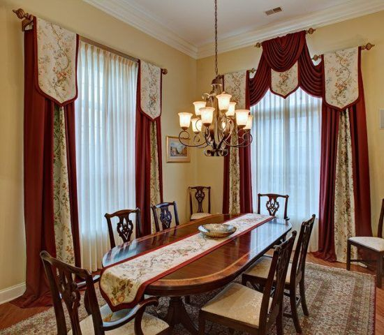 4 Easy Diy Ideas For Making Tuscan Window Treatment Wrap House