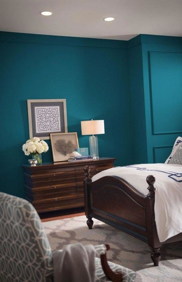 11 Tranquil Paint Colors for Bedrooms | Best bedroom ...